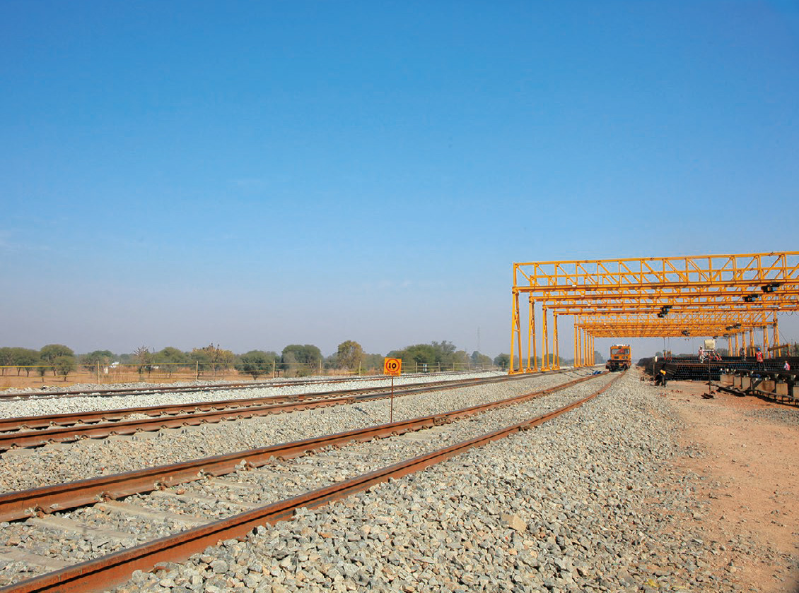 Western DFC Project(Civil & Track works)
