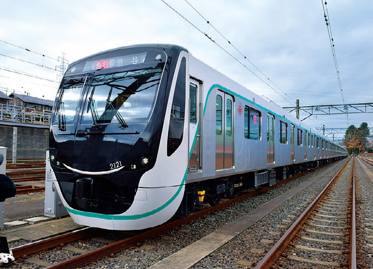 Series 2020 for Tokyu Corporation