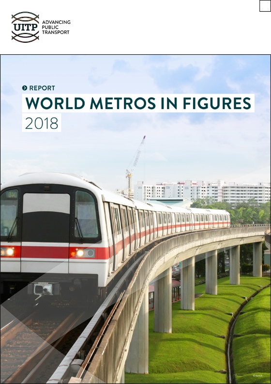 World Metros in Figure